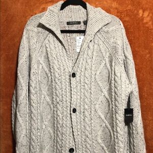 Men's Saks Fifth Avenue 90% Wool&Cashmere sweater